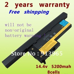 Free shipping ! NEW LAPTOP BATTERY FOR IBM LENOVO X60 X61 Series, THINKPAD X60S X61S ,will not be non-original battery warning(China (Mainland))