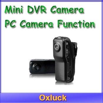Free shipping 2GB/4GB/8GB(optional) DVR Sports Video Camera MD80 Hot Selling Mini DVR Camera & Mini DV