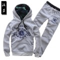 Hot! Fashion Casual Men&#39;s sports hoodies suit pullover sweatshirt set lovers set outerwear (Hoodie+Pants)#1095