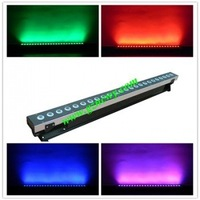 24*3W RGB 3in1 tricolor outdoor led wall washer light with IP65 4pcs/lot Free shipping by DHL/Fedex
