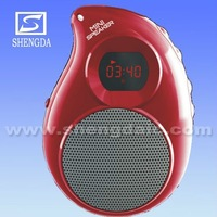 Hot sale potable mini speaker  witn FM Radio