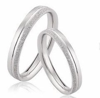 Ms209 925 pure silver lovers ring pinky ring accessories finger ring a pair of Thanksgiving Day Christmas gift