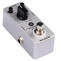 MOOER Triangle Buff method this single piece of effector mini effectors