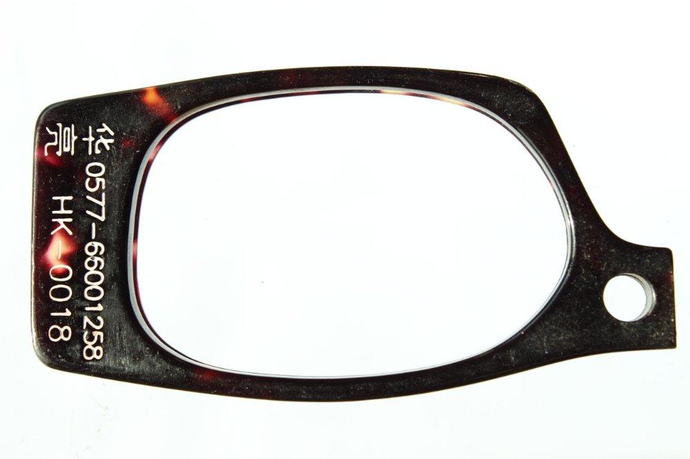 Пластмасса Eyewear Frame Material Acetate Sheet HK-0018