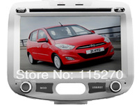 Smart Car DVD Player For Hyundai Elantra IX35  High definition screen Navigation System