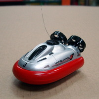 Remote control hovercraft pad steam boat model mini  remote control ship free shipping