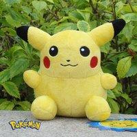"Pokemon Plush Toy Pikachu 5"" Nintendo Game Character Stuffed Animal Doll"
