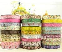Hot seller! Free Shipping! 25mm width grosgrain ribbon, DIY accessory