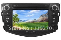 Intelligent Car DVD Player For Toyota Rav4 With GPS /Bluetooth/iPod