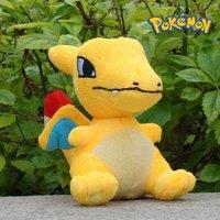 "Cute  Nintendo Game Pokemon Plush Toy 5"" Charizard Stuffed Animal Doll Toy"