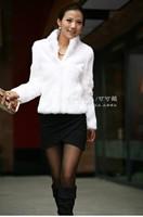 Free shipping Faux fur coat fur vest  autumn new arrival sweater vest short design women's