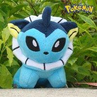 "Animal Cute Soft Doll Pokemon Plush Toy Vaporeon 5"" Nintendo Game Stuffed Animal Cute Soft Doll"