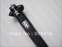 Free shipping  RitcheyWCS 3K carbon seatpost bike cycling Bicycle Seat Post 31.6/27.2/30.8MM  Bicycle Parts