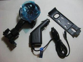 original car charger & car holder /mount kit  for Freelander PD20 great version GPS Tablet PC