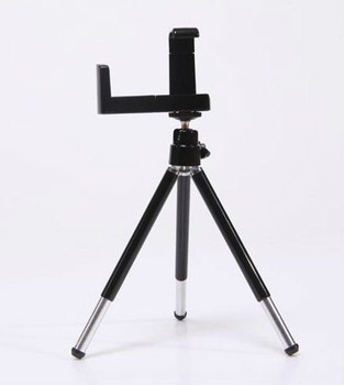 Universal Rotatable Mini Tripod Holder Stand For new iphone 4 4s 5 5G / Camera / Mobile Phone / Cell phone Free Shipping