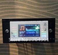 Music Player,Background music system with ceiling speaker.++USB+SI CARD+FM Radio,DHL free shipping !