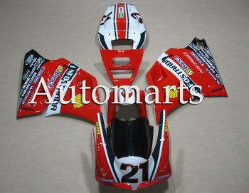 Fairing kit for 748 916 996 998 (1998-2003)+Tinted windshield  ---No.04