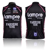 Hot Sale Lampre Women  Cycling Vest /Underwaist  Bicycle sleeveless Jacket Bike jersey+ployester