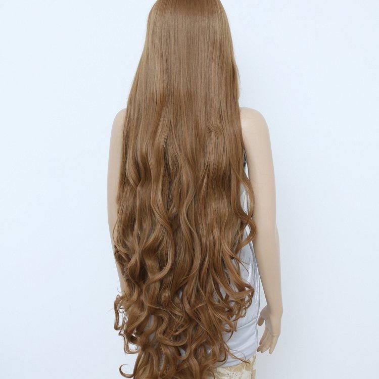 Long Human Hair Wigs 50