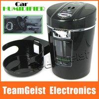 Mini USB Car Humidifier Atomizer Dual use Ultrasonic Humidifier for car moist air maker or home office air purifier moisture