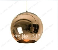 Tom Dixon Copper Shade Pendant Lamp one piece Diameter 40CM + free shipping #AA103