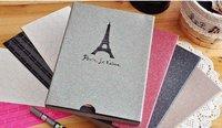 MOQ 4pcs DIY Photo Album Environmentally Friendly Leather Album For Picture 4 Colors