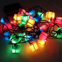 Halloween LED lights string light christmas lighting decoration lamps holiday gift lamp 70 free shipping + dropship