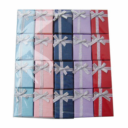 40pcs/lot,4cm*6cm Free shipping gift box,for bracelet, for necklace.cheap jewelry box(China (Mainland))