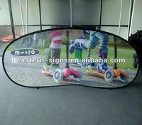 260x110cm Advertising A Frame Banner