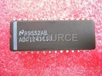 ADC1241CIJ  NS  Encapsulation CDIP-28 Self-Calibrating 12-Bit Plus Sign