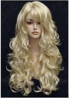 $110 off per $600 order newest gold big wave of holiday hair wig free shipping