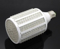 free shipping / 20W 1650LM 330-LED Corn light bulb E27 360-degree led lighing Daylight lamp warm cold white 220V