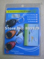 top quality Electronic Key Finder with 3 x Receiver  3pcs /lots free shipping cost