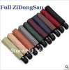 free shipping, pure color all ZiDongSan, strong wind rain, folding QingYuSan(China (Mainland))