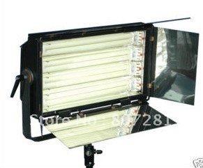4 bank Cool Video Light Fluorescent Video Daylight LIghting(China (Mainland))