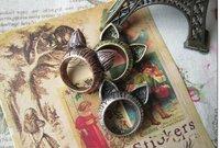 Free Shipping ! 100 PCS/LOT  ring 2012 new The owl Simple elegant Ring #0089