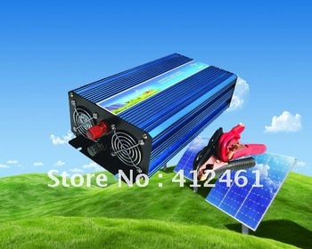 Free Shipping, High Efficiency, Off Grid Inverter 1500W DC12V/24V/48V Pure Sine Wave Inverter