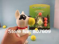 Novelty Toys Animal Ball Soft Foam Flying Fun Pig Popper  Shooter  Poppers Great Children's Gift hot sale for children toys