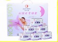 Winalite Lovemoon/Qiray Anion Sanitary napkin For Night Use, 8 Pcs/Package 19 Packages/Lot