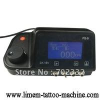 Free shipping new tattoo power Blue MINI tattoo machines power supply tatoo equipment for tattooing art