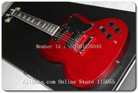 New arrival  Custom Shop Red Electric guitar In Stock  (NO CASE) S010