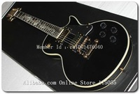 High quality 1958 Custom Black Snake Fretboard  Electric Guitar Wholesale Guitars ( NO CASE) A/1