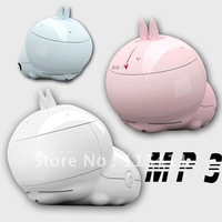 MP3 Player 4GB mini MP3 Player Music Players Mashimaro Rabbit Cartoon T3WE