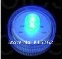 10pcs Blue Subemersible led light for Party/Wedding ceremony/Holiday Free Shipping,Wholesale and retail