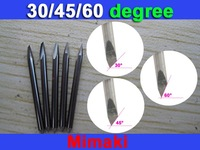 5/pc 45 degree BLADES for Mimaki   Sign Vinyl Cutting Plotter