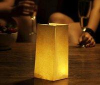 Free shipping 100pcs/lot  wholesale HIGH QUALITY! Candle Bag/Luminary Bag/Lantern bag 26*16*9CM for wedding, birthday, party