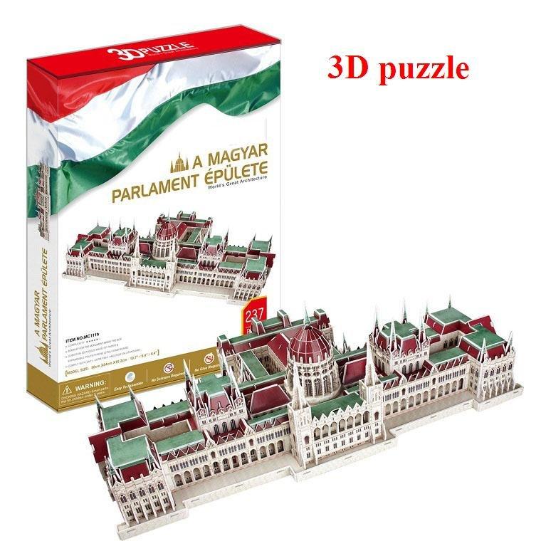 CubicFun 3d головоломки бумаги модель детей