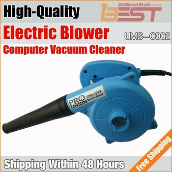 Shipping EMS!Electric Hand Operated Blower for Cleaning computer,Electric blower, computer Vacuum cleaner,Suck dust, Blow dust,