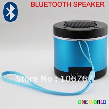 wireless portable stereo mini speaker bluetooth 2.0 support the A2DP V1.2, AVRCP V1.4profiles for mp3,mobilephone