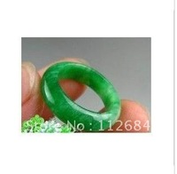 The green jade jade ring 16 elegant delicate painted delicate and cabinet painted leading the fashion special